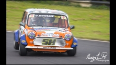 Mini on Three Wheels