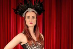 Burlesque Dancer 1