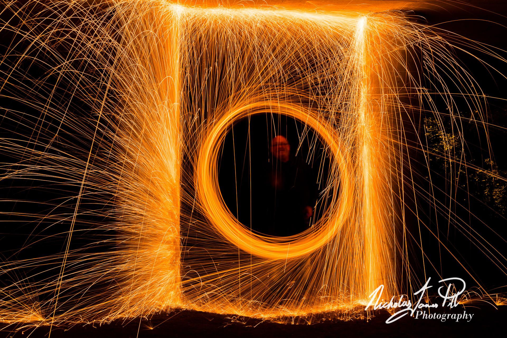 Light Painting - NJP Photography