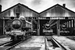 Didcot Engine Shed