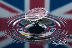 London Eye Water Drop