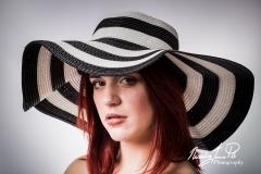 Soria In Hat